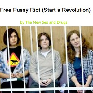 Image for 'Free Pussy Riot (Start a Revolution)'