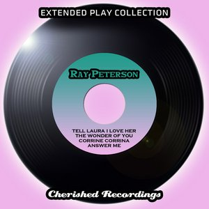 Imagen de 'The Extended Play Collection - Ray Peterson'