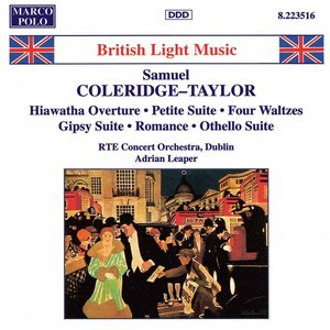Image for 'Coleridge-Taylor: Hiawatha Overture / Petite Suite'