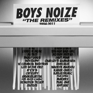 Image for 'The Remixes 2004-2011'
