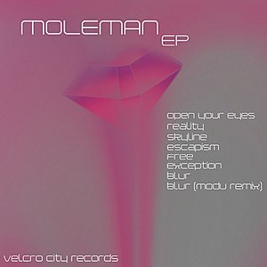Image for 'Moleman EP'