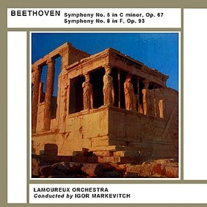 Image for 'Beethoven Symphony No. 5 & 8'