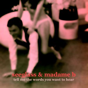 Image for 'seeglass & madame b - tell me the words you want to hear'