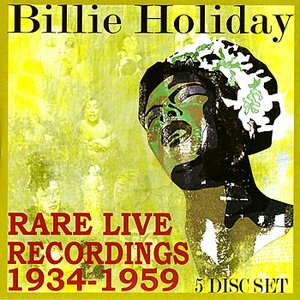 Image pour 'Rare Live Recordings 1934 - 1959'