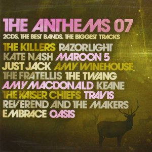 Image for 'The Anthems 07'
