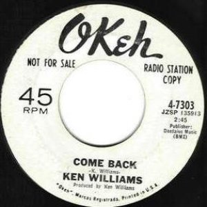 Image for 'Ken Williams'