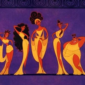 Image for 'The Muses'