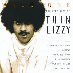 Imagen de 'Wild One - The Very Best of Thin Lizzy'