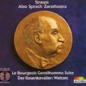 Image for 'Also sprach Zarathustra / Le Bourgeous Gentilhomme Suite / Der Rosenkavalier: Waltzes'