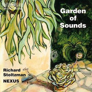 Image for 'GARDEN OF SOUNDS - Improvisations for clarinet and percussion'