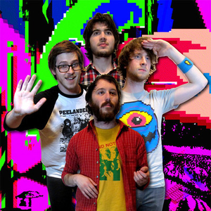 Blackout City Anamanaguchi