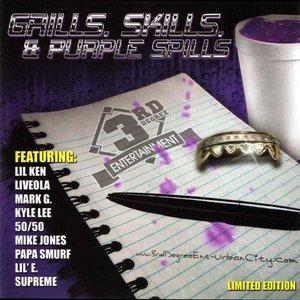 Image for 'Grills, Skills & Purple Spills'