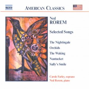 Image for 'ROREM: Selected Songs'