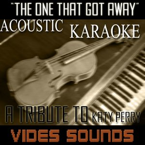 Imagem de 'The One That Got Away (Acoustic Karaoke Version) [A Tribute To Katy Perry]'