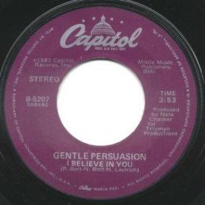 Image for 'Gentle Persuasion'