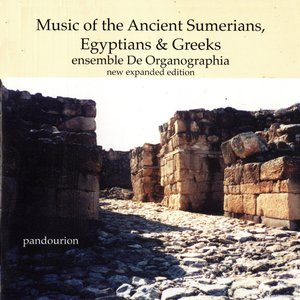 Image pour 'Music of the Ancient Sumerians, Egyptians and Greeks'