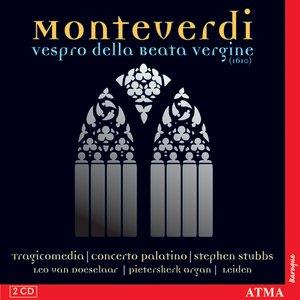 Image for 'Monteverdi: Vespro Della Beata Vergine / Scheidemann: Organ Works'