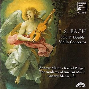 Image for 'J.S. Bach: Solo & Double Violin Concertos'