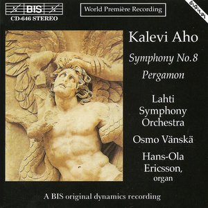 Image for 'Aho: Symphony No. 8 / Pergamon'