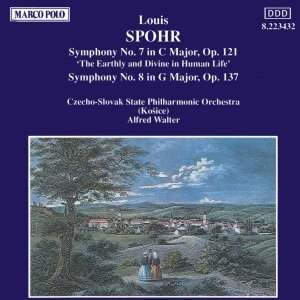 Image for 'SPOHR: Symphonies Nos. 7 and 8'