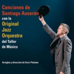 Imagem de 'Canciones de Santiago Auserón con la Original Jazz Orquesta'