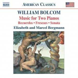 Image for 'BOLCOM: Music for Two Pianos'