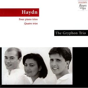 Image for 'Haydn: Piano Trios'