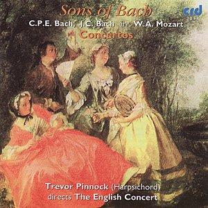 Imagem de 'C.P.E. Bach, J.C. Bach: Sons of Bach Concertos'
