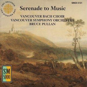 Image for 'Vaughan Williams: Serenade To Music / Willan: Te Deum Laudamus'