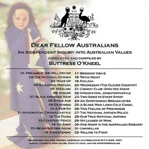 Image for 'Dear Fellow Australians'