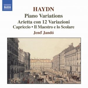 Image for 'HAYDN: Piano Variations'