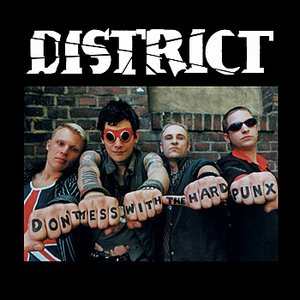 Image for 'Don't mess with the hard punx'