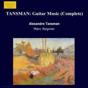 Imagem de 'TANSMAN: Guitar Music (Complete)'