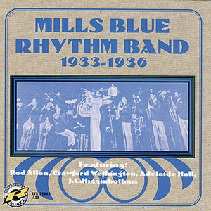 Image pour 'Mills Blue Rhythm Band: 1933-1936'
