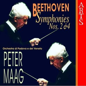 Image for 'Beethoven: Symphonies Nos. 2 & 4'