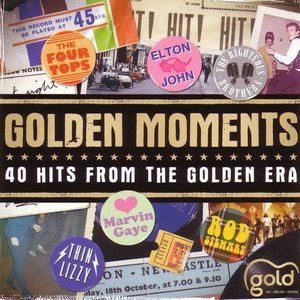 Image for 'Golden Moments'