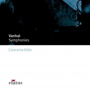 Image for 'Vanhal : 5 Symphonies'