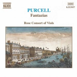 Image for 'PURCELL: Fantazias'