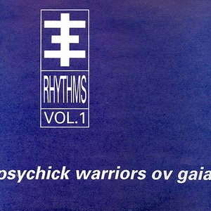 Image for 'Psychick Rhythms Vol. 1'