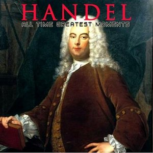 Image pour 'Handel: All Time Greatest Moments'