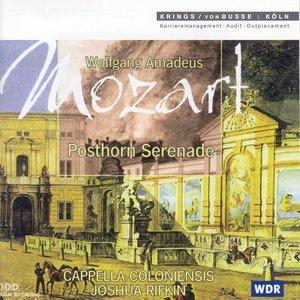 """Image for 'Mozart, W.A.: Serenade No. 9, """"Posthorn"""" / Symphony No. 32'"""
