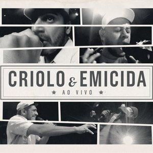 Imagem de 'Criolo E Emicida Ao Vivo'