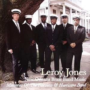 Image for 'New Orleans Brass Band Music - Memories Of The Fairview & Hurricane Band'