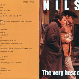 Image for 'Everybody's Talkin' The very best of Harry Nilsson'