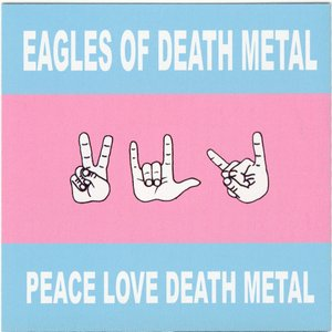 Image for 'Peace Love and Death Metal'