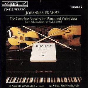 Imagem de 'BRAHMS: Complete Violin/Viola Sonatas, Vol. 2'