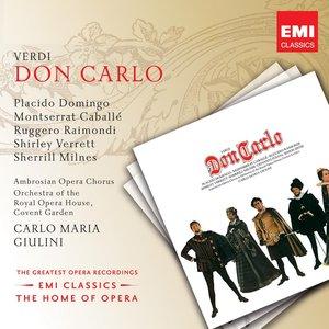 Imagem de 'Verdi: Don Carlo'
