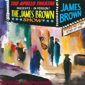 Image for 'I'll Go Crazy (Live At The Apollo Theater/1962)'