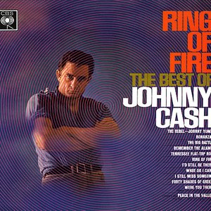 Image for 'Ring of Fire: The Best of Johnny Cash'