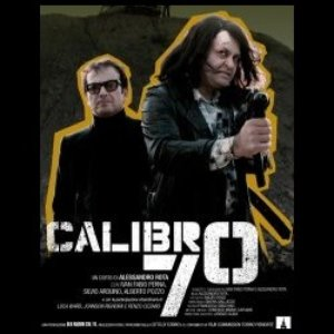 Image pour 'Fire in The City (Calibro 70 soundtrack)'